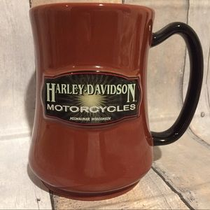 Harley Davidson Coffee Mug 2002